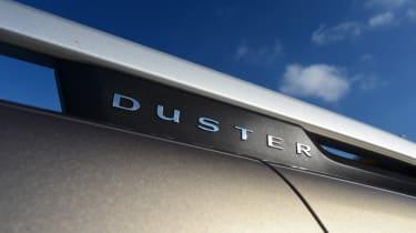 Dacia Duster roof rail