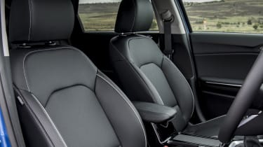 New Kia Ceed interior front