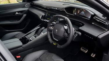 Peugeot 508 Sport Engineered - cabin