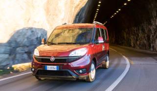 Fiat Doblo 2015 - tracking