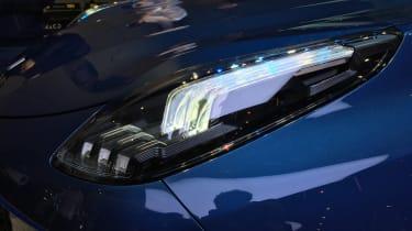 lynk and Co 01 SUV production car Shanghai 2017 light