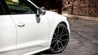 New Audi S7 Sportback - side detail