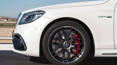 Mercedes-AMG S 63 - front wheel