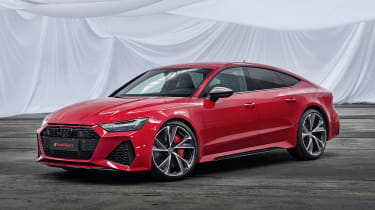 Audi RS 7 Sportback - front studio