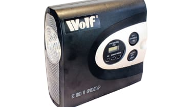 Wolf Glovebox Genie 3 in 1 Digital Tyre Inflator