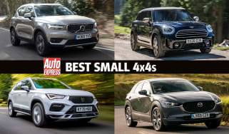 Best small 4x4s to buy