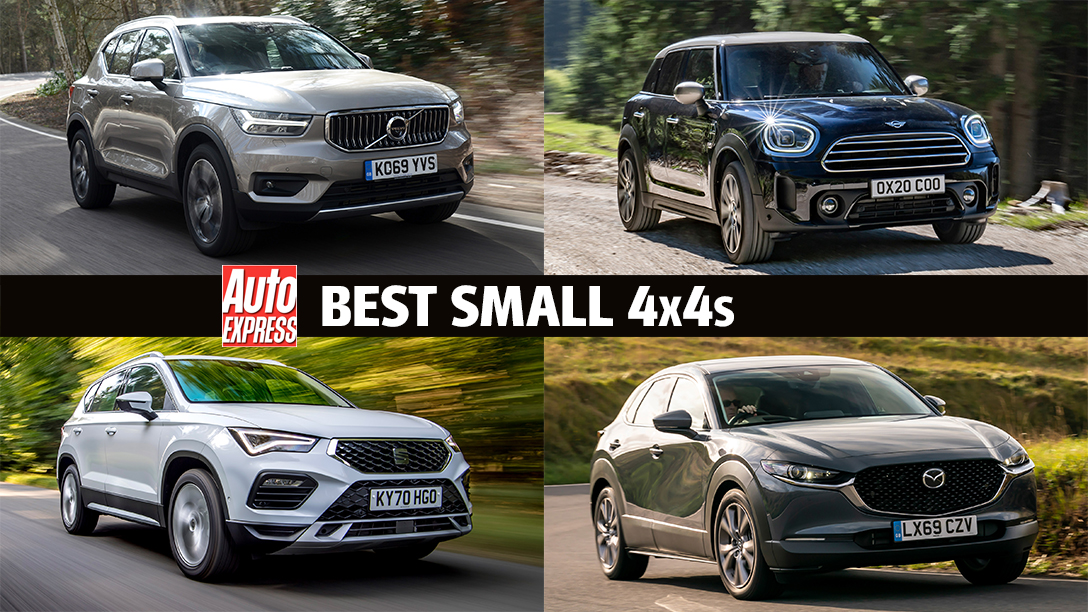 Best Small 4x4s To Buy In 2020 Auto Express