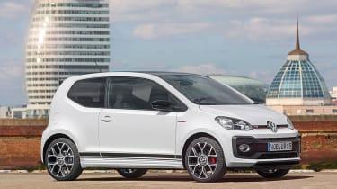 Volkswagen up! GTI - front static