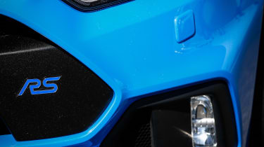 Ford Focus RS Edition - RS badge