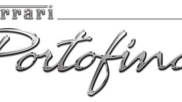 Ferrari Portofino - badge