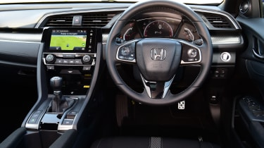 Honda Civic - interior