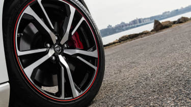 Nissan 370Z 50th Anniversary Edition - wheel