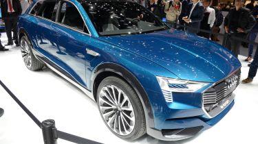 Audi Q6 - front