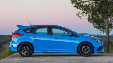 Ford Focus RS 2016 - side static