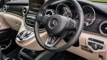 Mercedes V-Class Marco Polo - interior