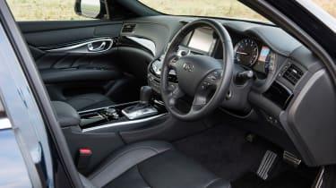 New Infiniti Q70 2015 interior
