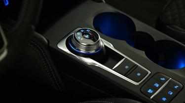 New Ford Focus studio - centre console