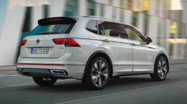 Volkswagen Tiguan Allspace - rear action