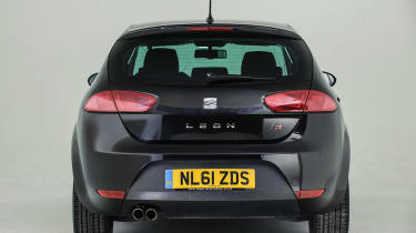 Used SEAT Leon Mk2 - full rear
