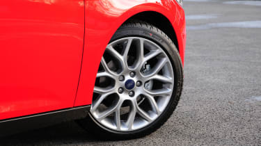Ford Focus Estate - wheel