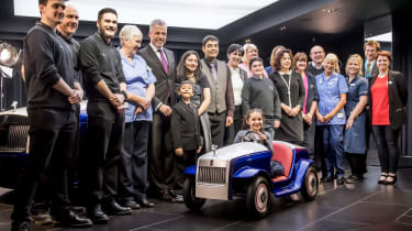 Rolls-Royce SRH - group