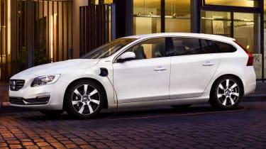 Volvo V60 PHEV facelift