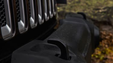 New Jeep Wrangler - detali