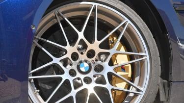 BMW M3 - wheel