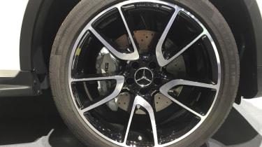 Mercedes-AMG GLC 43 Coupe - paris wheel