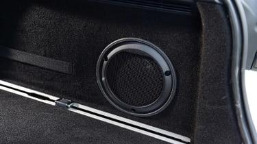 Peugeot 508 SW - speaker