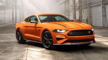Ford Mustang High Performance Package - front