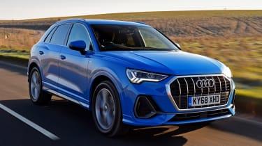 Audi Q3 - front
