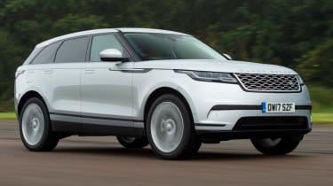 Range Rover Velar - front action