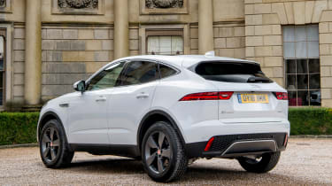 Jaguar E-Pace D150 - rear static