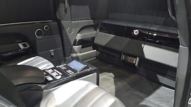 Klassen Range Rover 1016 interior