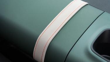 Citroen Berlingo - leather
