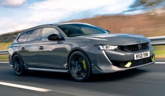 Peugeot 508 Sport Engineered - front