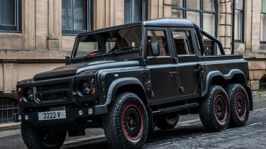 Weird car special editions - Kahn Flying Huntsman