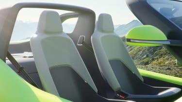 Volkswagen ID. Buggy concept - seats