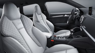 Audi RS3 Sportback 2017 - interior 3
