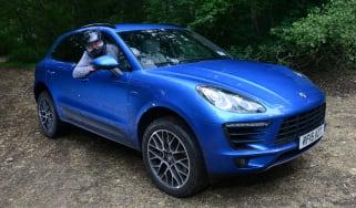 Long-term test review: Porsche Macan - third report header