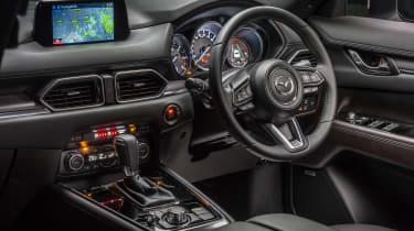 Mazda CX-8 - interior