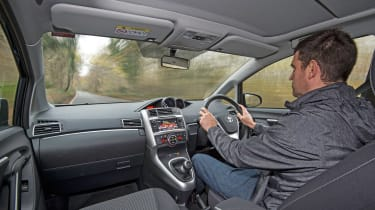 Toyota Verso - driven