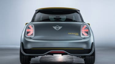 MINI Electric concept - full rear