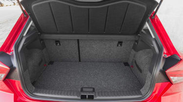 SEAT Ibiza FR 2017 - boot