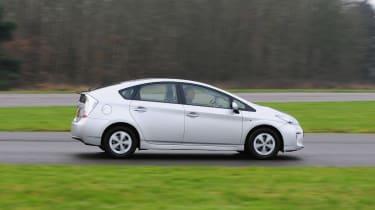 Toyota Prius plug-in 2013 pan