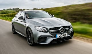 Mercedes-AMG E 63 S - front