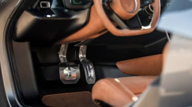 Rimac C_Two - pedals