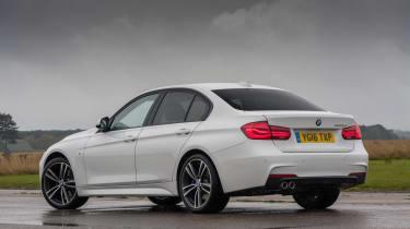 BMW 3 Series - rear quarter
