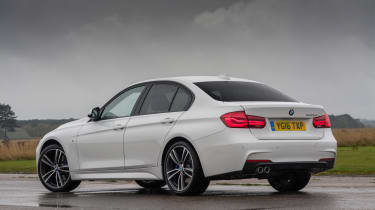 BMW 3 Series - rear quarter